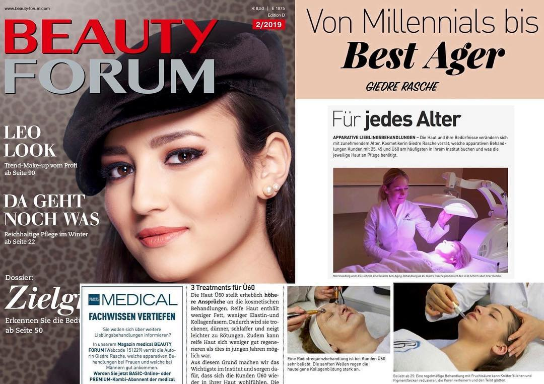 BEAUTY FORUM 2/2019
