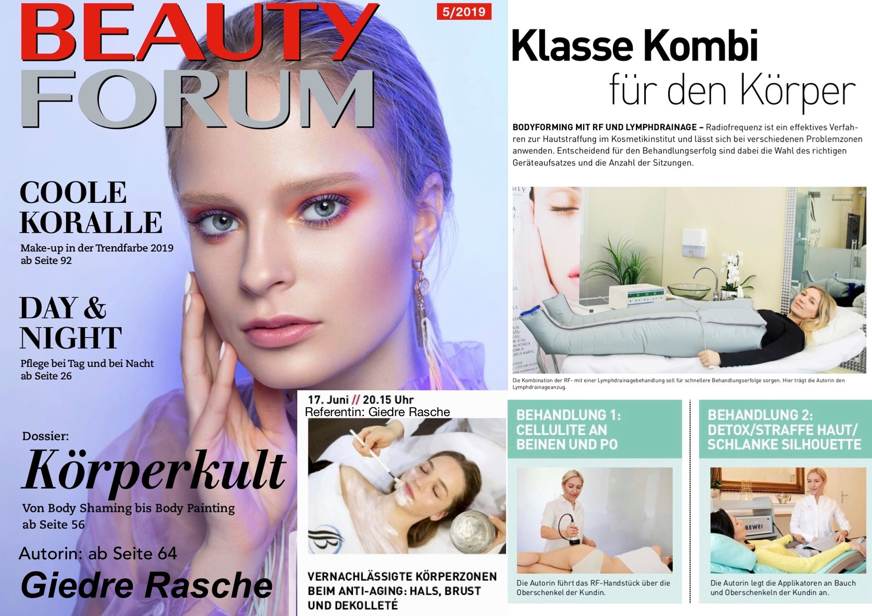 BEAUTY FORUM 5/2019